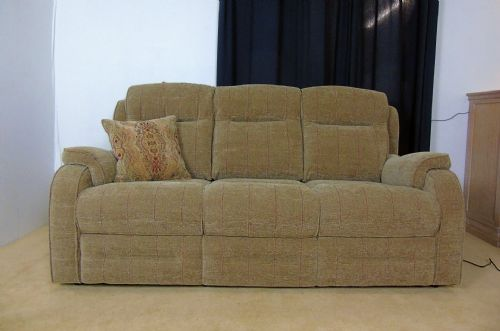 Boston 3 Seater Sofa (Murray herringbone)